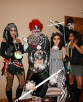 The Dark Circus Costume