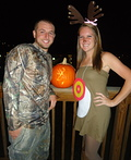 The Deer and the Hunter Costume