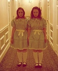 The Grady Twins Costume