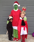 The Grinch that Stole Christmas Costume