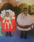 The Happy Meal Costume