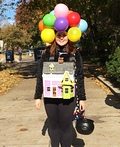 The House from UP Costume
