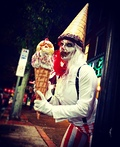 The Ice Cream Man Costume
