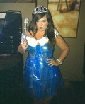 The Ice Queen Costume