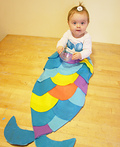 The Incredible Mermaid Girl Costume