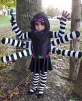 The Itsy Bitsy Spider Costume