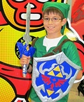The Legend of Zelda Link Costume