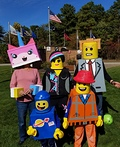 The Lego Movie Costume