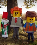 The Lego Movie Stars Costume