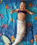The Littlest Mermaid Costume