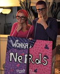 The Nerds Costume