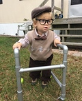 The Old Man Costume