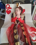 The Queen of Hearts Costume