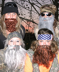 The REAL Duck Dynasty Costume