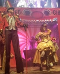 The Ringmaster & Freak Show Betty Costume