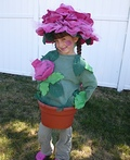 Rosiest Rose Costume