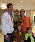 The Scooby-Doo Gang Costume