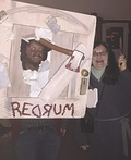 The Shining's Jack and Wendy Costume