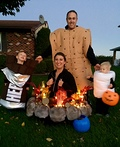 The S'mores Costume