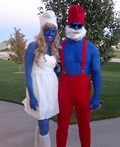 The Smurfs Costume