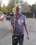 The Tin Man Scarecrow Mix Costume