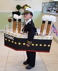 The Titanic Costume