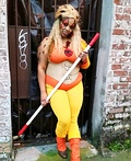 ThunderCats Cheetara Costume