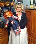 Tiffany Bride of Chucky Costume
