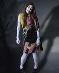Tim Burton's Sally Costume