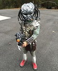Tiny Predator Costume