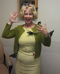 Tippi Hedren The Birds Costume