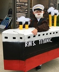 Titanic - Captain Smith Costume