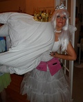 Tooth Fairy and Giant Tooth Costume
