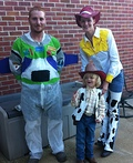 Toy Story Characters Costume