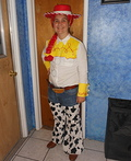 Jessie from Toy Story Costume