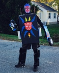 Transformer Optimus Prime Costume