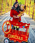 Traveling Circus Costume