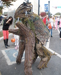 Tree / Root Costume