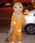Trick 'r Treat Sam Costume