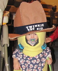 Twinkie the Kid Costume