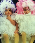 Twins Chicks Costume