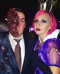 Two-Face Costume