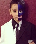 Two Face Costume