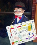 Uncle Pennybags The Monopoly Guy Costume