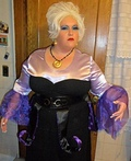 Ursula Sea Witch Costume