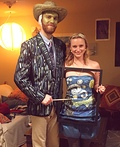 Van Gogh & Starry Night Costume