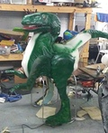 Velociraptor Costume