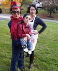 Ventriloquist Dummy Costume