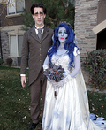 Victor Van Dort and Corpse Bride Costume
