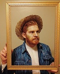 Vincent Van Gogh Self Portrait Costume